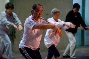 Tai Chi is Meditation in Motion